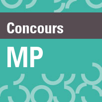 Concours MP