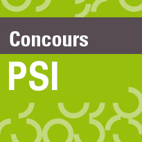 Concours PSI