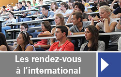 Les rendez-vous à l'international